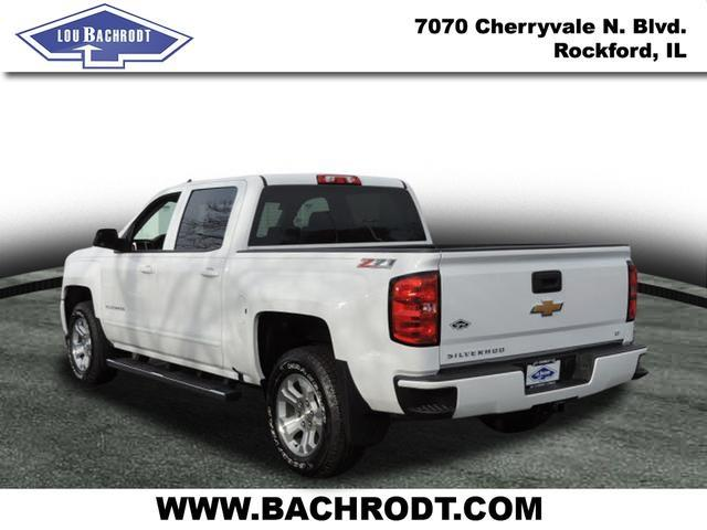 2017 Silverado 1500 Crew Cab 4x4, Pickup #17087 - photo 4