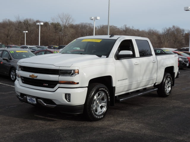 2017 Silverado 1500 Crew Cab 4x4, Pickup #17087 - photo 2