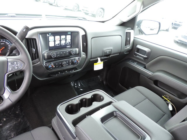 2017 Silverado 1500 Crew Cab 4x4, Pickup #17089 - photo 11