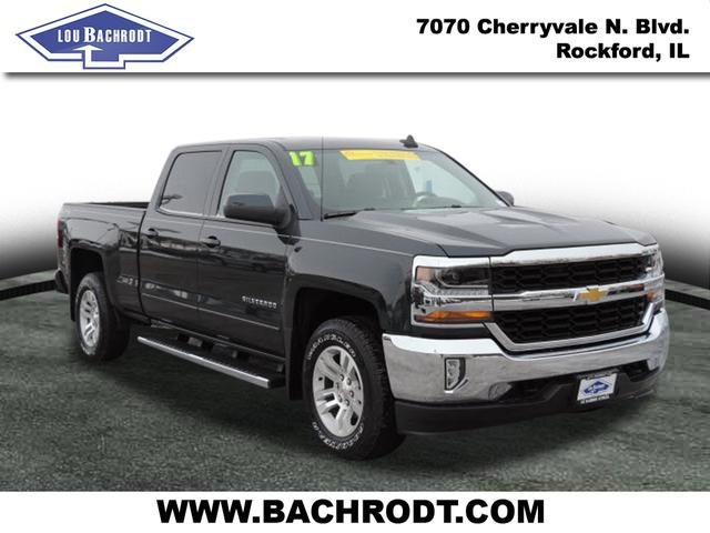 2017 Silverado 1500 Crew Cab 4x4, Pickup #17089 - photo 3