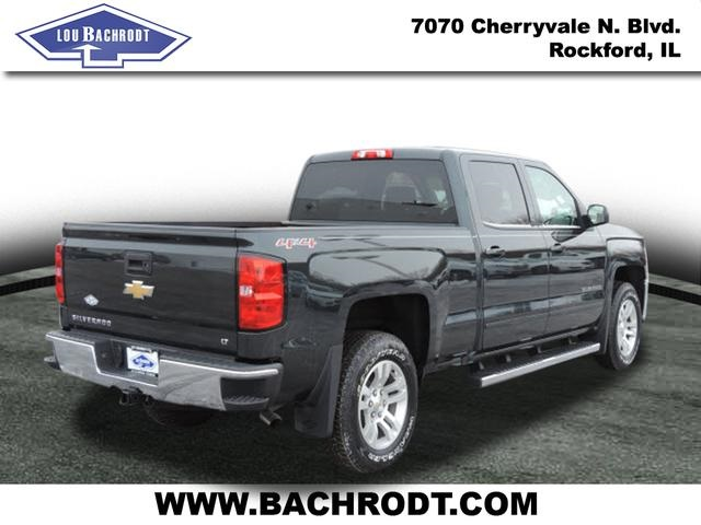 2017 Silverado 1500 Crew Cab 4x4, Pickup #17089 - photo 4