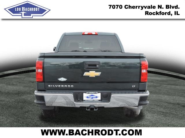 2017 Silverado 1500 Crew Cab 4x4, Pickup #17089 - photo 5