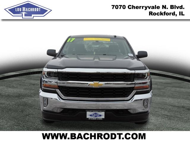 2017 Silverado 1500 Crew Cab 4x4, Pickup #17089 - photo 6