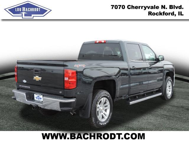 2017 Silverado 1500 Crew Cab 4x4, Pickup #17089 - photo 2