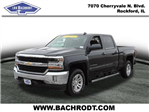 2017 Silverado 1500 Crew Cab 4x4, Pickup #17089 - photo 1