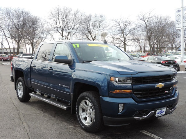 2017 Silverado 1500 Crew Cab 4x4, Pickup #17090 - photo 5