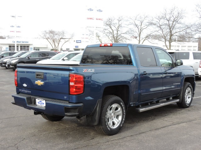 2017 Silverado 1500 Crew Cab 4x4, Pickup #17090 - photo 8