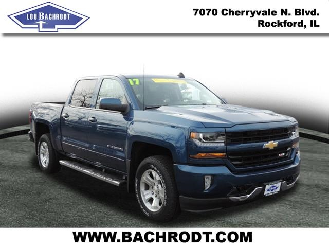 2017 Silverado 1500 Crew Cab 4x4, Pickup #17090 - photo 6