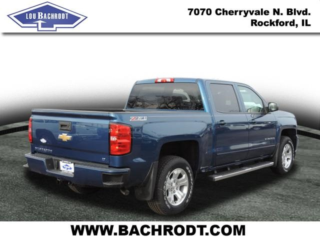 2017 Silverado 1500 Crew Cab 4x4, Pickup #17090 - photo 7