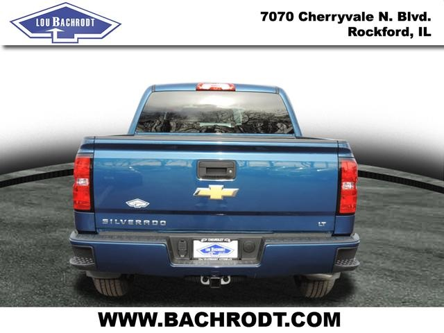 2017 Silverado 1500 Crew Cab 4x4, Pickup #17090 - photo 9