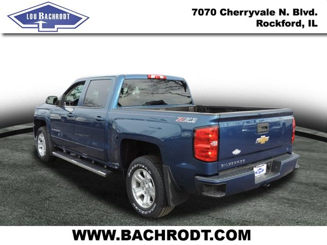 2017 Silverado 1500 Crew Cab 4x4, Pickup #17090 - photo 3