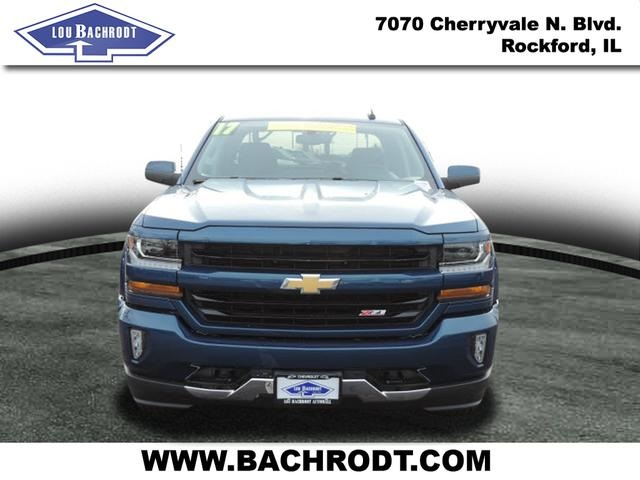 2017 Silverado 1500 Crew Cab 4x4, Pickup #17090 - photo 11