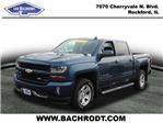 2017 Silverado 1500 Crew Cab 4x4, Pickup #17090 - photo 1