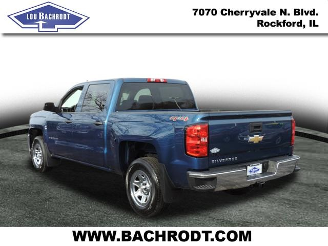 2017 Silverado 1500 Crew Cab 4x4, Pickup #17095 - photo 2