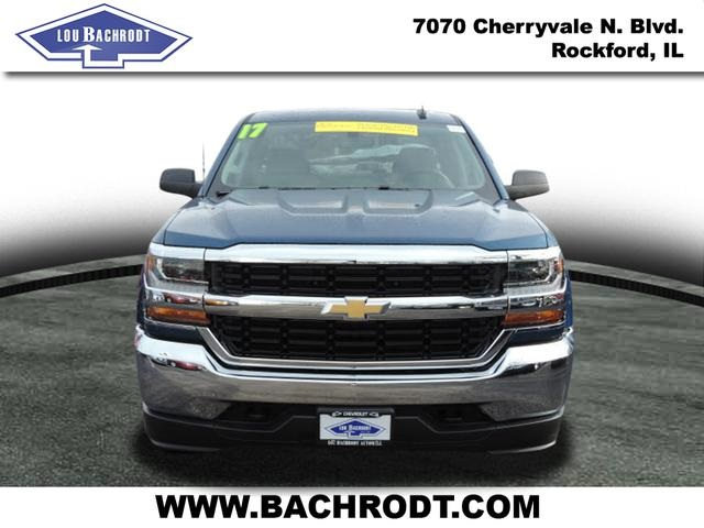 2017 Silverado 1500 Crew Cab 4x4, Pickup #17095 - photo 6