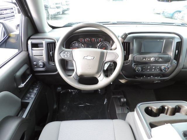 2017 Silverado 1500 Crew Cab 4x4, Pickup #17095 - photo 10