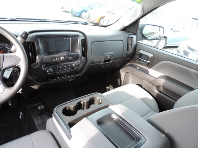 2017 Silverado 1500 Crew Cab 4x4, Pickup #17095 - photo 11