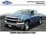 2017 Silverado 1500 Crew Cab 4x4, Pickup #17095 - photo 1