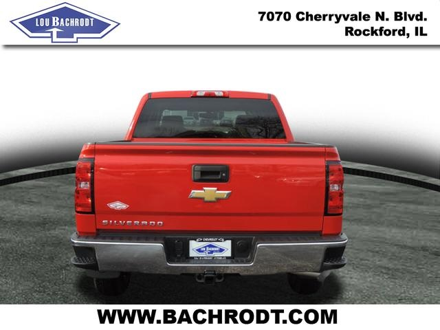 2017 Silverado 1500 Crew Cab 4x4, Pickup #17100 - photo 5