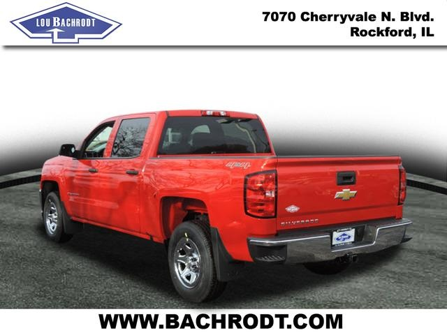 2017 Silverado 1500 Crew Cab 4x4, Pickup #17100 - photo 2
