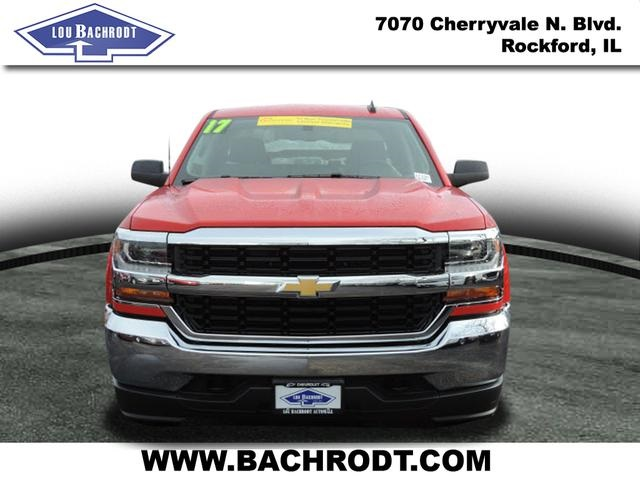 2017 Silverado 1500 Crew Cab 4x4, Pickup #17100 - photo 6