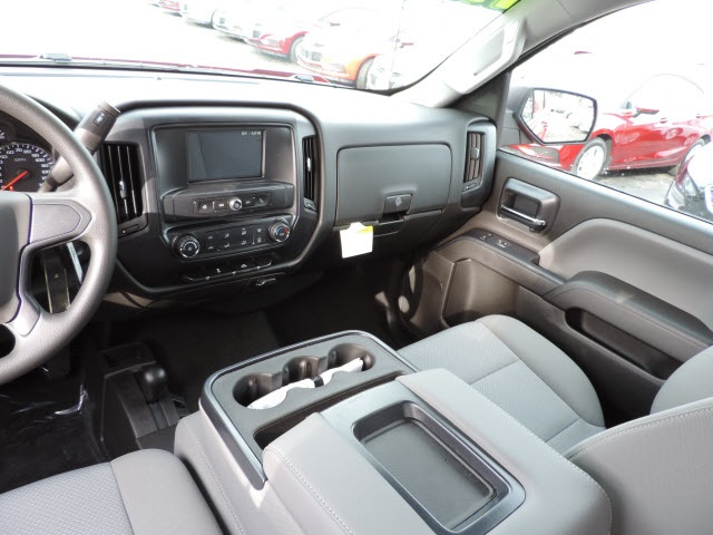 2017 Silverado 1500 Crew Cab 4x4, Pickup #17100 - photo 11