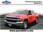 2017 Silverado 1500 Crew Cab 4x4, Pickup #17100 - photo 1