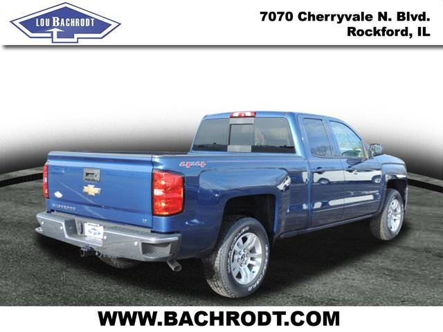 2017 Silverado 1500 Double Cab 4x4, Pickup #17107 - photo 2