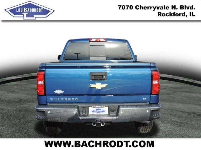 2017 Silverado 1500 Double Cab 4x4, Pickup #17107 - photo 3