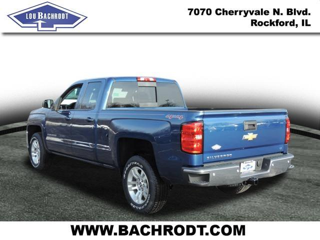 2017 Silverado 1500 Double Cab 4x4, Pickup #17107 - photo 4