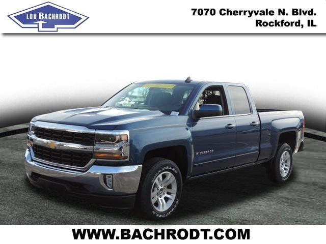 2017 Silverado 1500 Double Cab 4x4, Pickup #17107 - photo 5