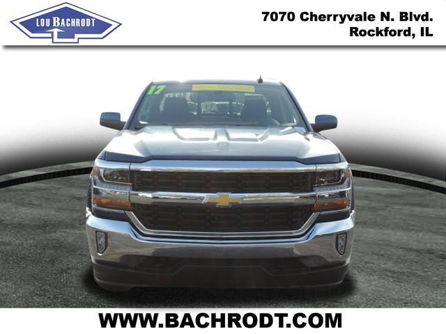 2017 Silverado 1500 Double Cab 4x4, Pickup #17107 - photo 6