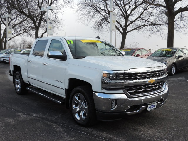 2017 Silverado 1500 Crew Cab 4x4, Pickup #17116 - photo 6