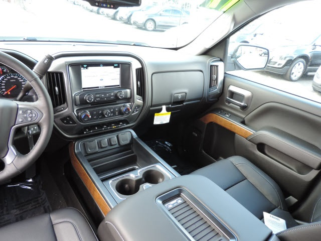 2017 Silverado 1500 Crew Cab 4x4, Pickup #17116 - photo 22