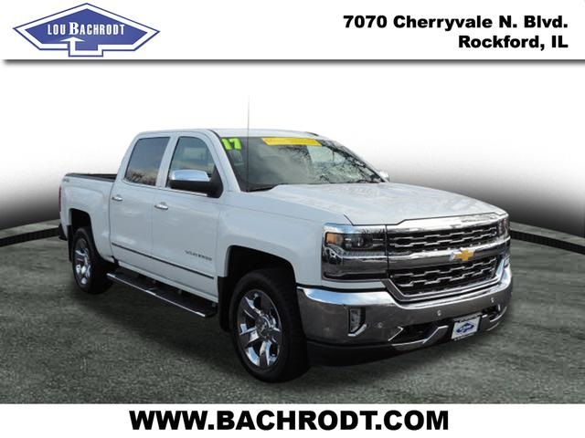 2017 Silverado 1500 Crew Cab 4x4, Pickup #17116 - photo 5