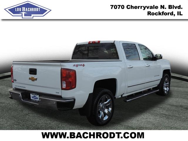 2017 Silverado 1500 Crew Cab 4x4, Pickup #17116 - photo 8