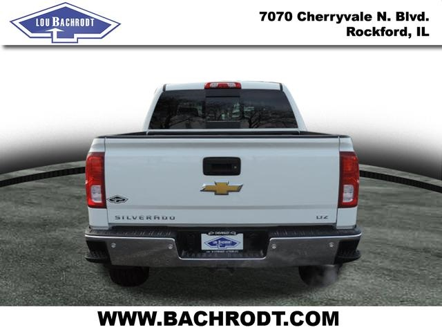 2017 Silverado 1500 Crew Cab 4x4, Pickup #17116 - photo 9
