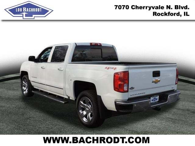 2017 Silverado 1500 Crew Cab 4x4, Pickup #17116 - photo 3