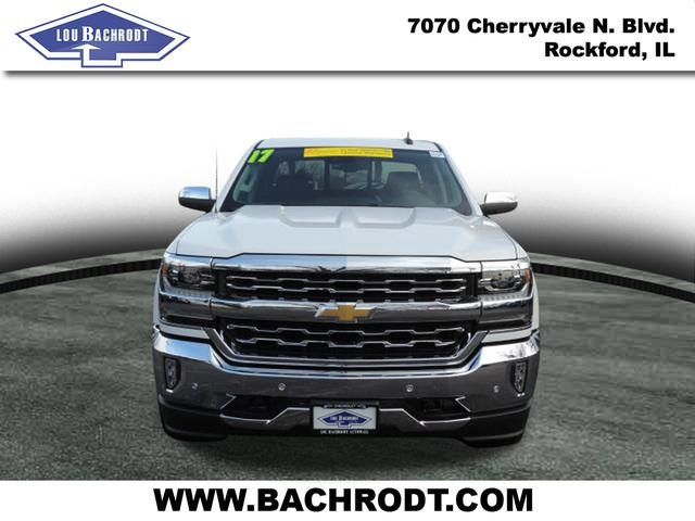 2017 Silverado 1500 Crew Cab 4x4, Pickup #17116 - photo 11