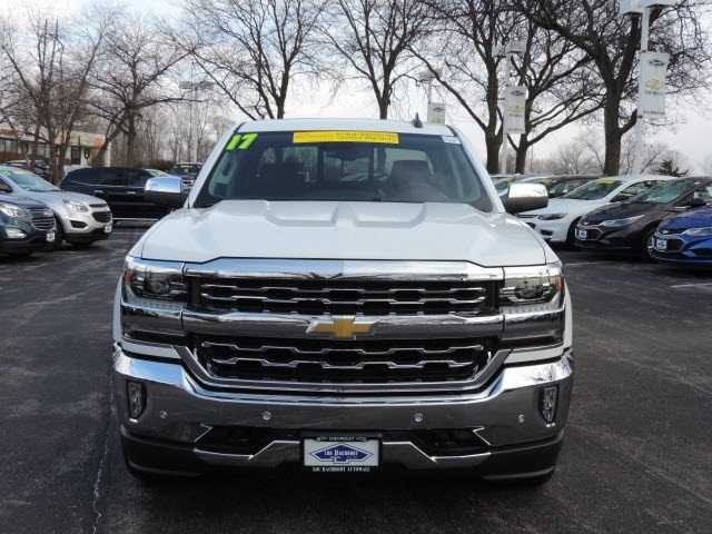 2017 Silverado 1500 Crew Cab 4x4, Pickup #17116 - photo 12