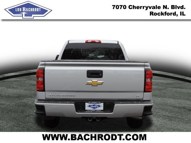 2017 Silverado 1500 Double Cab 4x4, Pickup #17124 - photo 3