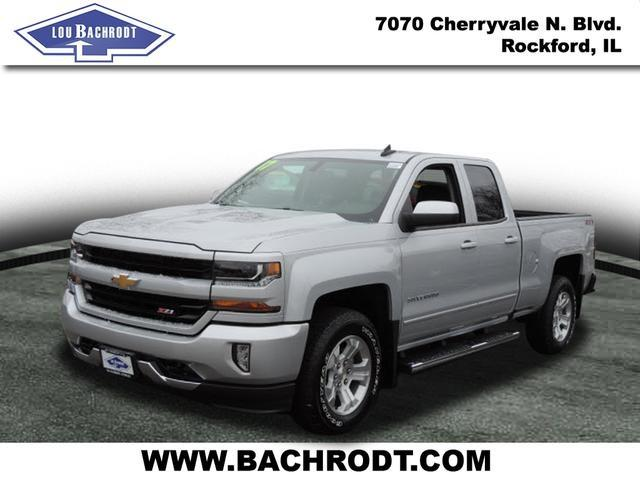 2017 Silverado 1500 Double Cab 4x4, Pickup #17124 - photo 5