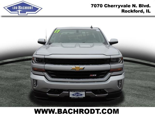 2017 Silverado 1500 Double Cab 4x4, Pickup #17124 - photo 6