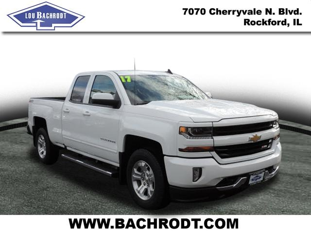 2017 Silverado 1500 Double Cab 4x4 Pickup #17130 - photo 3