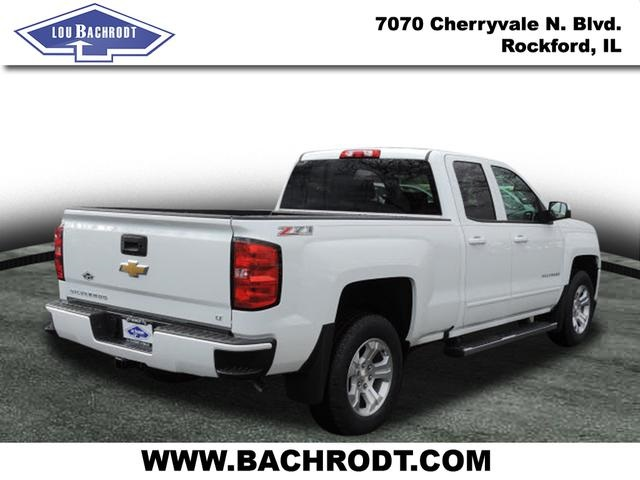 2017 Silverado 1500 Double Cab 4x4 Pickup #17130 - photo 4