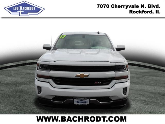 2017 Silverado 1500 Double Cab 4x4 Pickup #17130 - photo 6