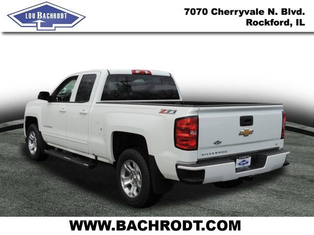 2017 Silverado 1500 Double Cab 4x4, Pickup #17130 - photo 4