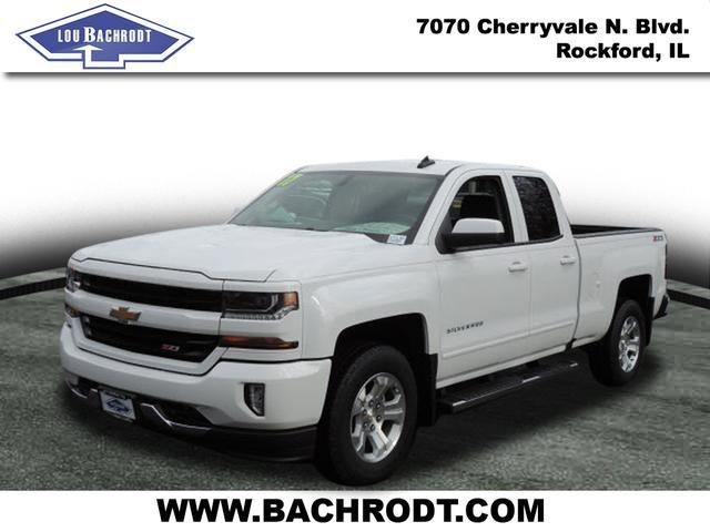 2017 Silverado 1500 Double Cab 4x4, Pickup #17130 - photo 5