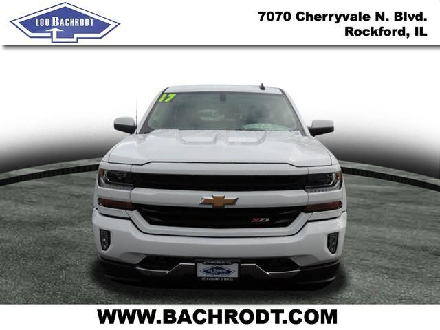 2017 Silverado 1500 Double Cab 4x4, Pickup #17130 - photo 6