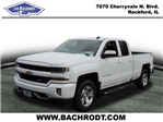 2017 Silverado 1500 Double Cab 4x4 Pickup #17130 - photo 1